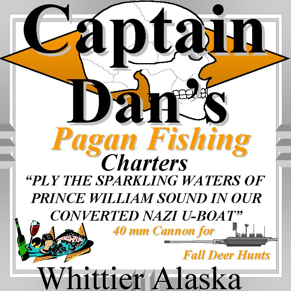 Captain Dan's Pagan Fishing Charters