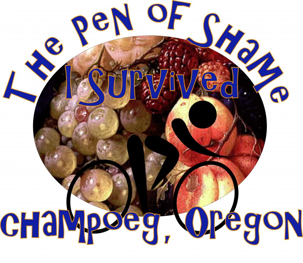 The Pen of Shame Champoeg Oregon