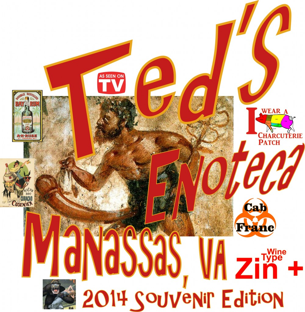 ted's enoteca manassas virginia cave bar
