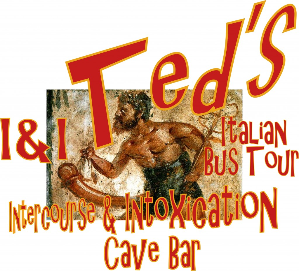 ted's italian bus tours intercourse and intoxication i and i