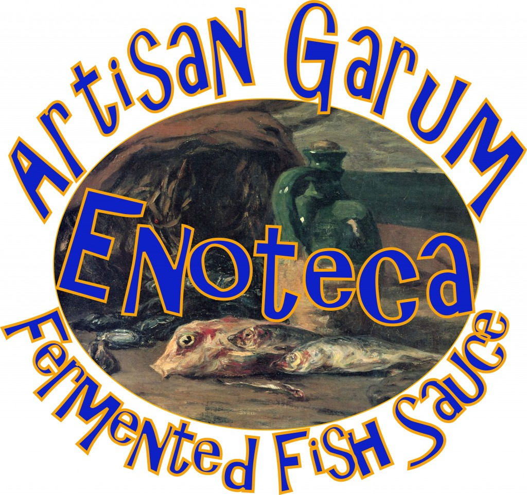 Biodynamic Artisan Fermented Fish Sauce Enoteca Oregon City Oregon Willamette Falls