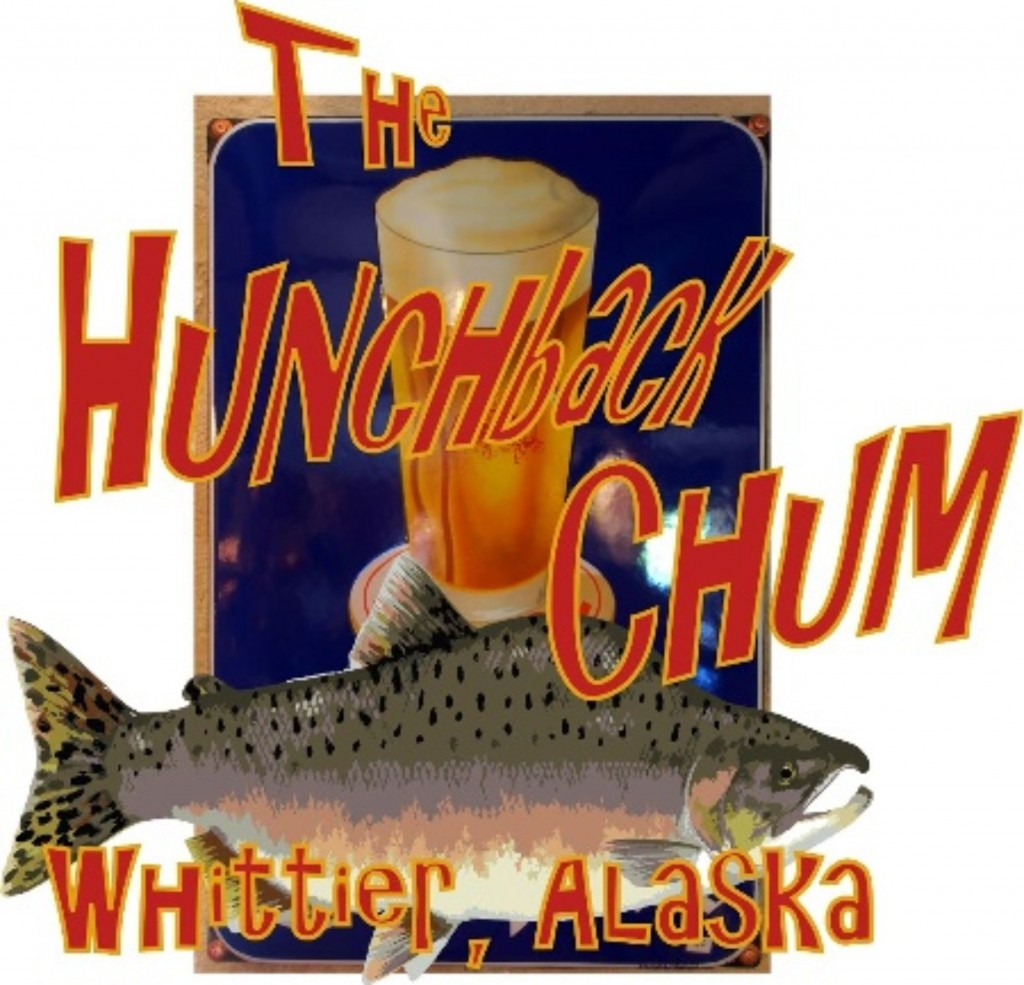 The Hunchback chum bar and grill whittier ak