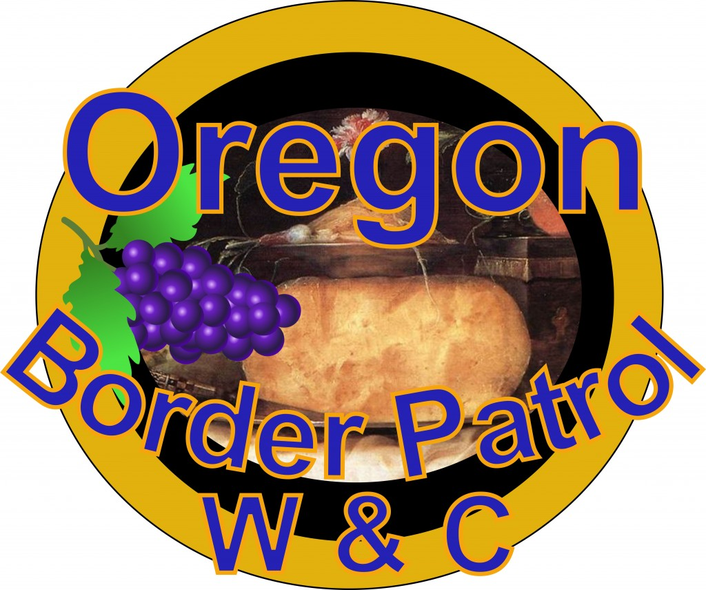 Wine and Cheese Border Patro Oregon OR