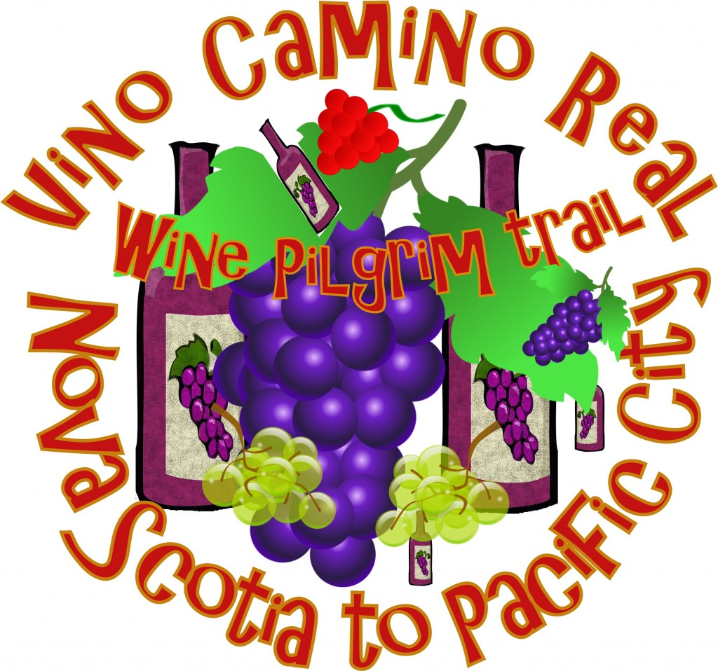 vino camino real wine pilgrim trail nova scotia to pacific city oregon