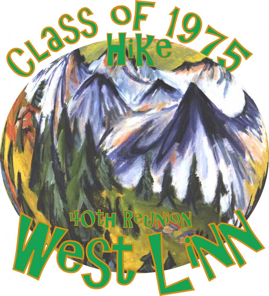 west linn high school wl hs 40th reunion hike class of 1975 75