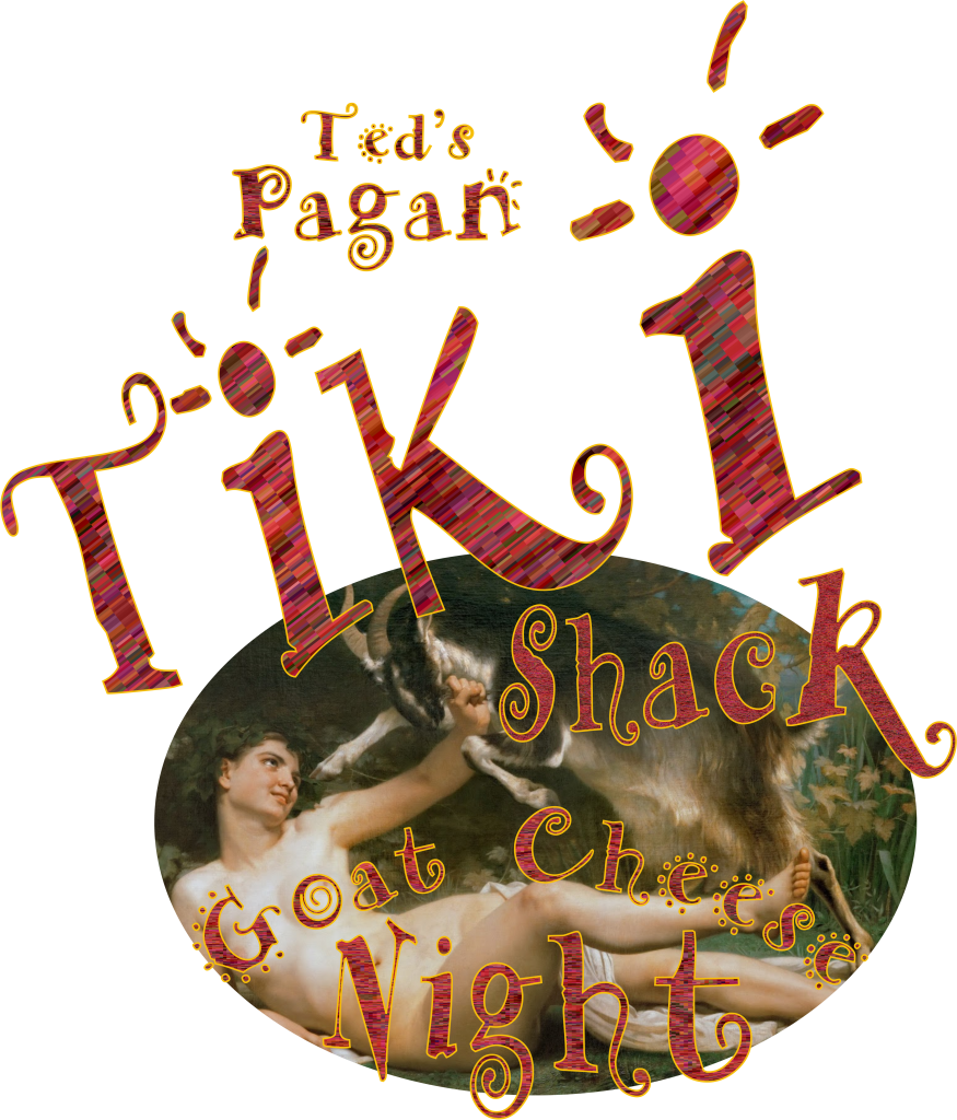 Goat Cheese Night Ted's Pagan Tiki Shack Wine Bar Enoteca Chevre Night VA