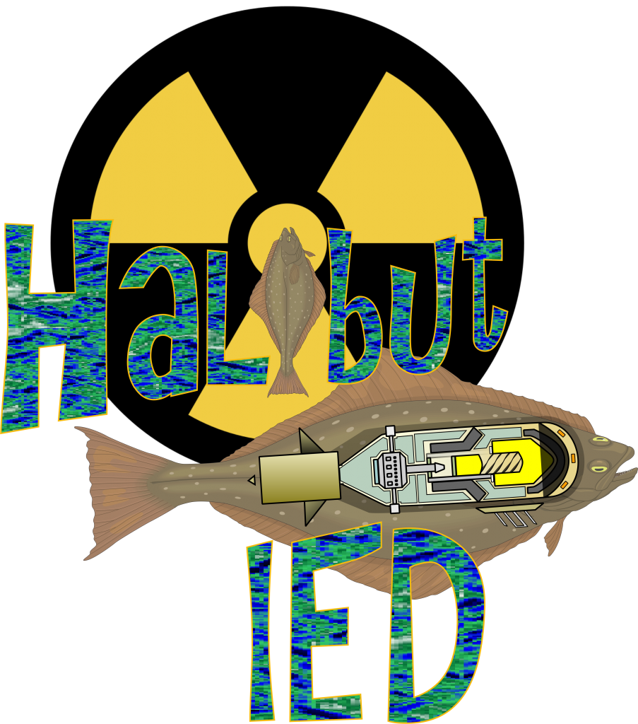nuclear halibut ied