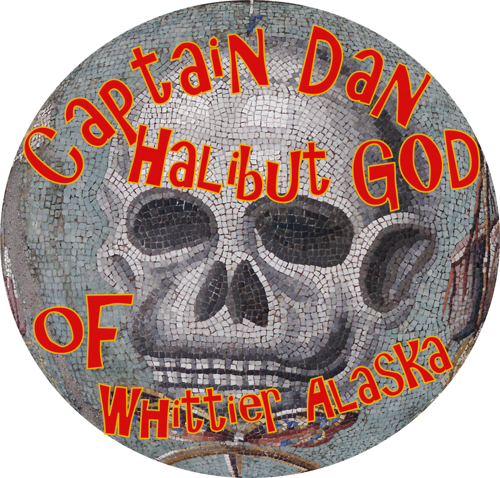 Captain Dan Halibut God of Whittier AK