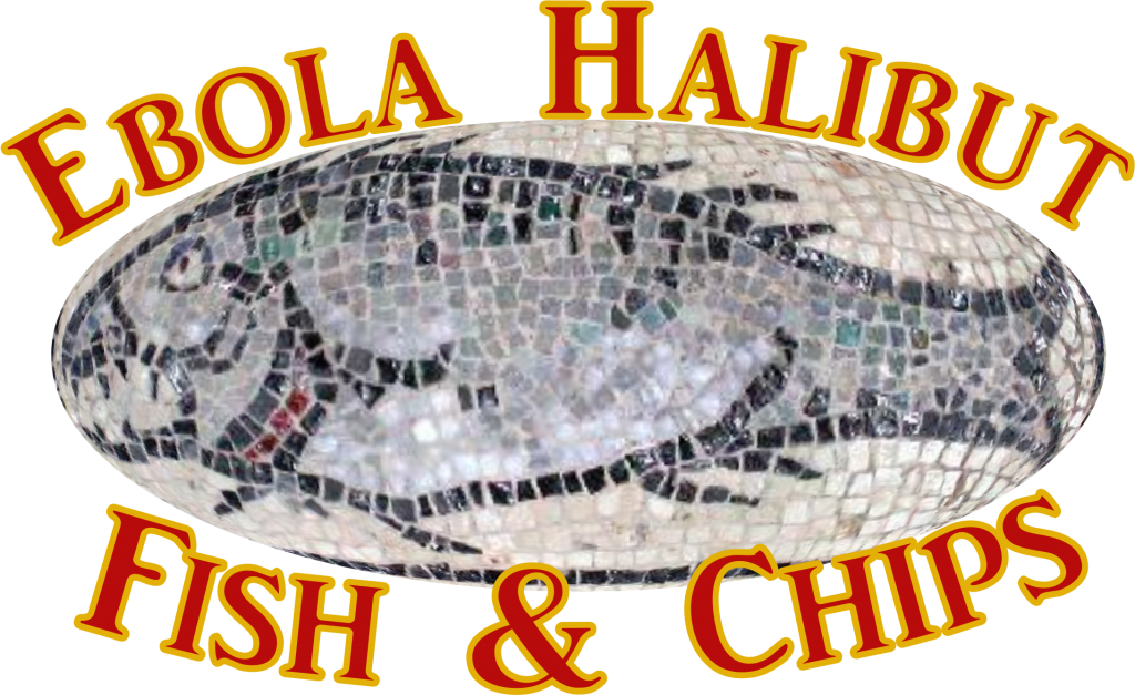 Ebola Halibut Fish and Chips