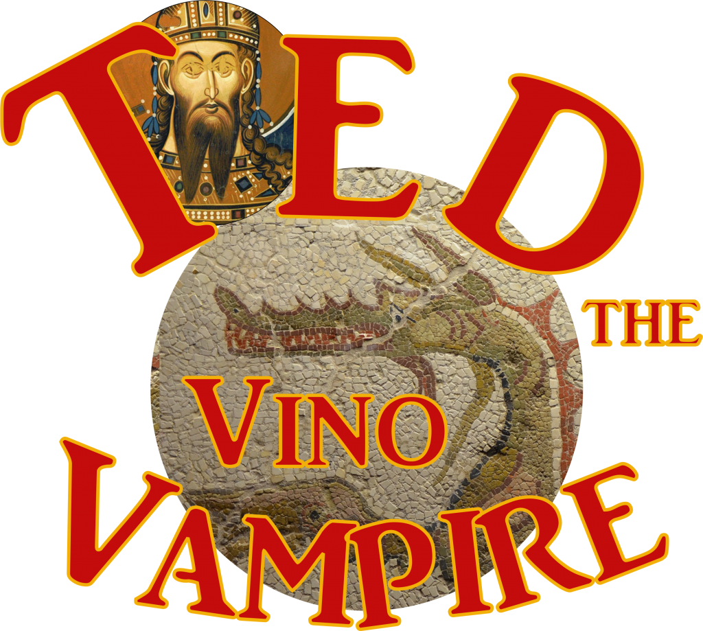 Ted the Vino Vampire Manassas VA