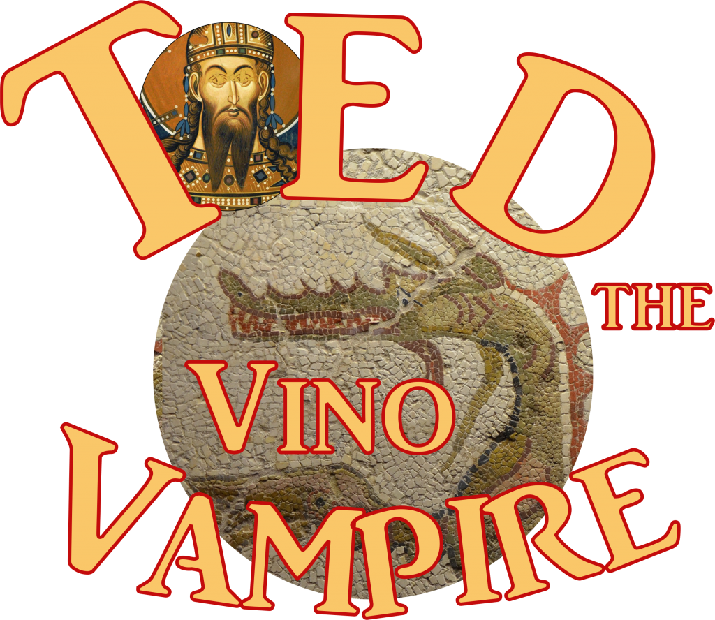 Ted the Vino Vampire Manassas Virginia