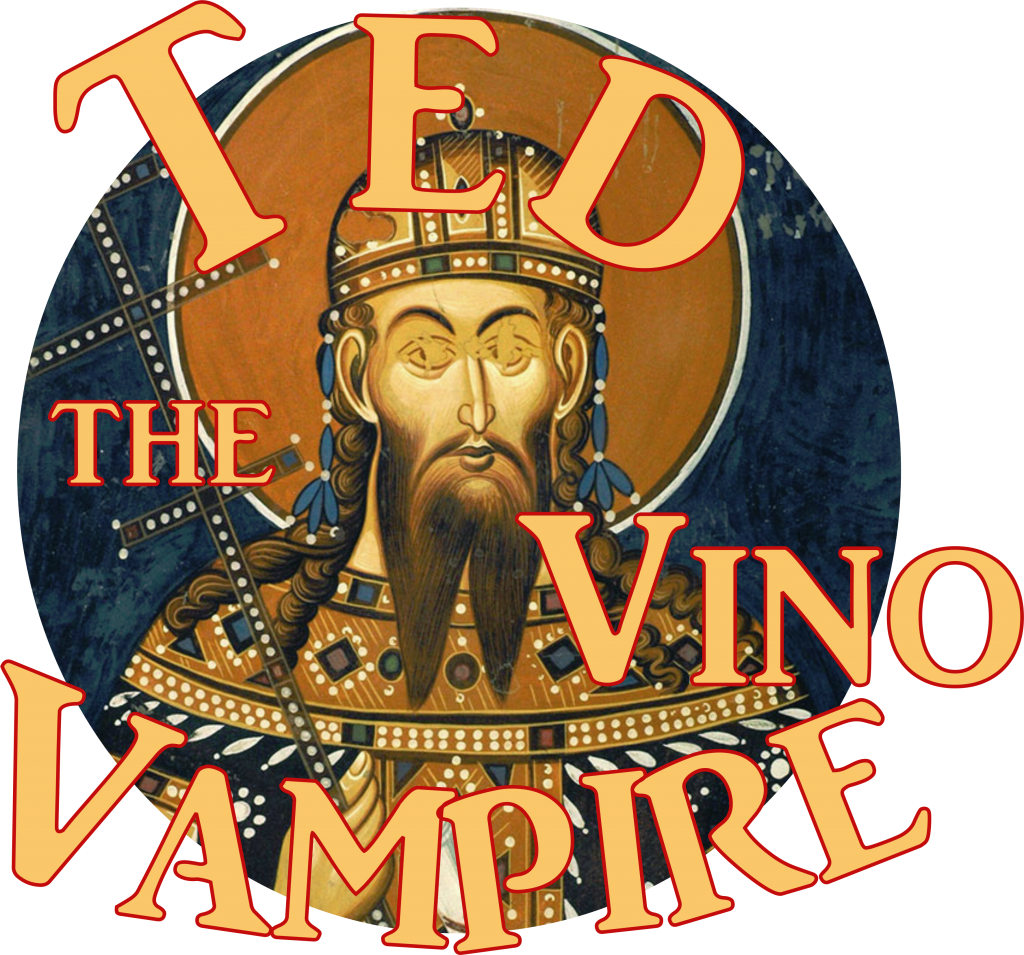 Ted the Vino Vampire Manassas Virginia Vlad the Impaler