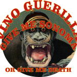 Vino Guerilla Give me Sonoma or give me Death