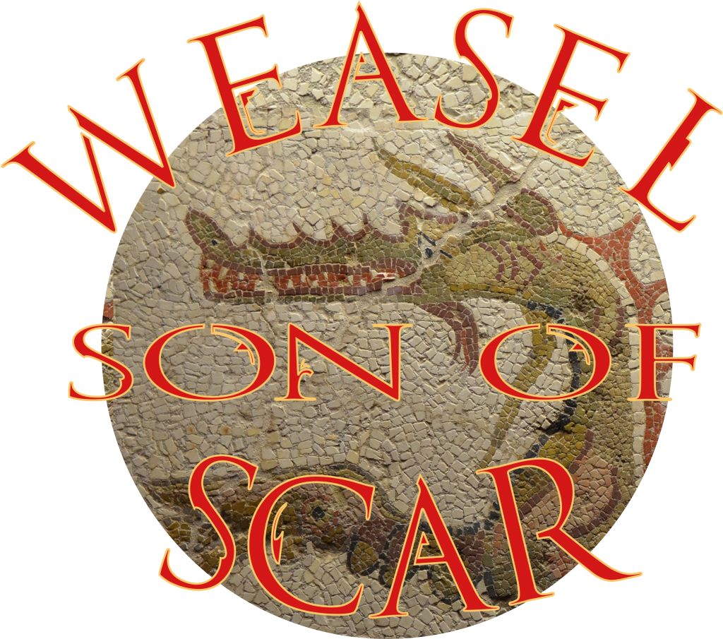 Weasel Son of Scar Centreville Virginia